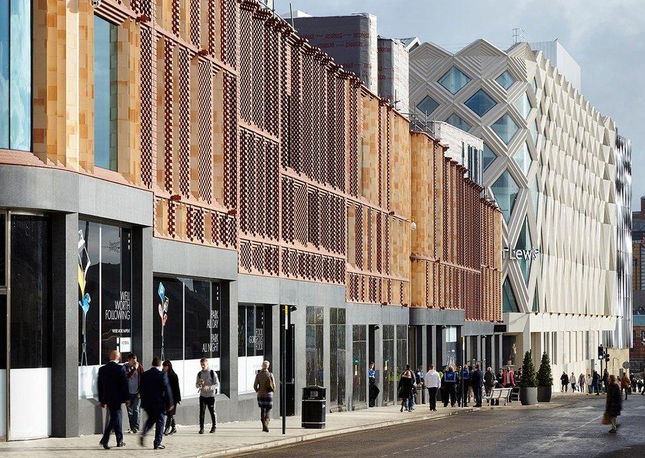 Victoria Gate Arcade, Leeds, by ACME.