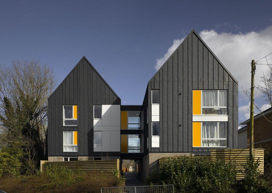 Bradbury Place by Design Engine Architects