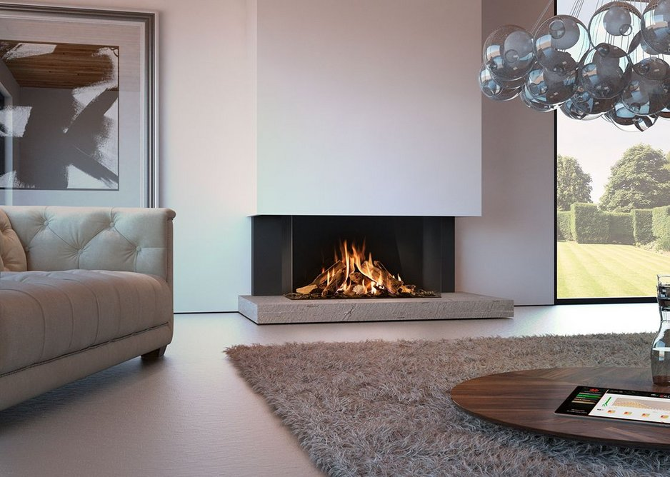 DRU Maestro 105/3 Eco Wave with natural logs