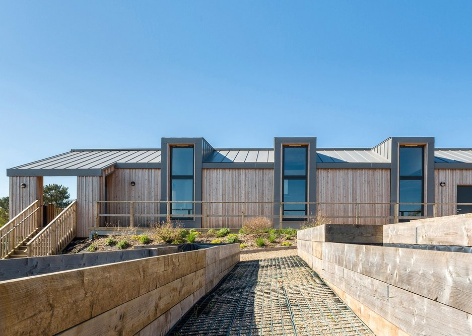 Good Food Matters Learning Centre by Geraghty Taylor Architects