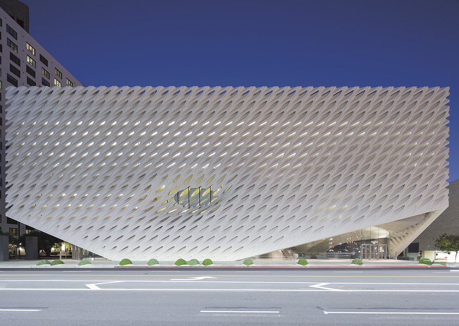 The Broad, Los Angeles, designed by Diller Scofidio + Renfro, photographed by Iwan Baan.