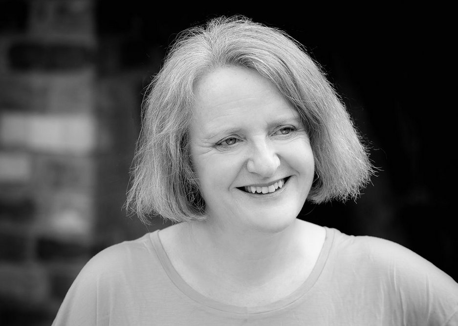 Flora Samuel is chair of the RIBA Research and Innovation Group
