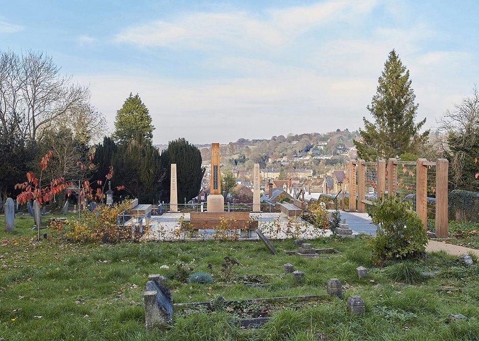 Rectory Lane Cemetery.