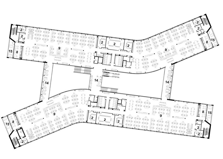 UKHO plan as designed by AHR
