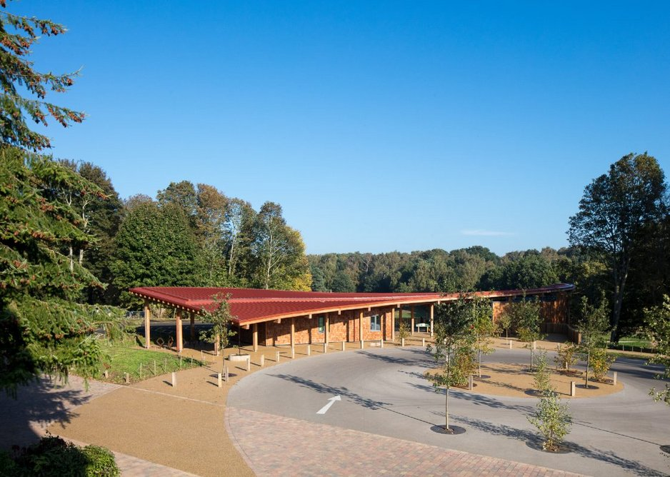 Sherwood Forest Visitor Centre, Edwinstowe.