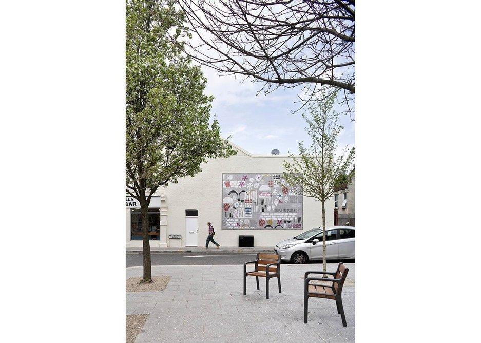 Croydon South End.