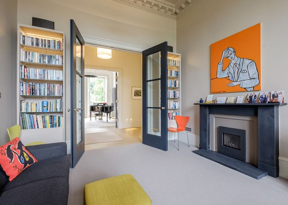 Moray Place, Somner Macdonald Architects.