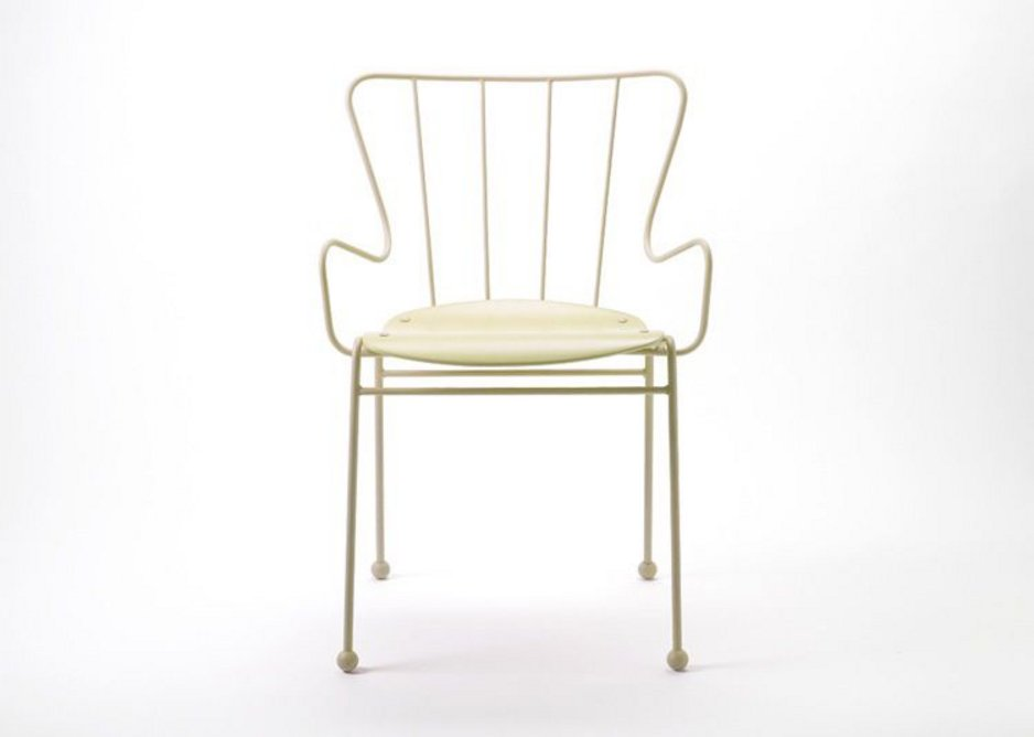 Antelope chair by Ernest Race.