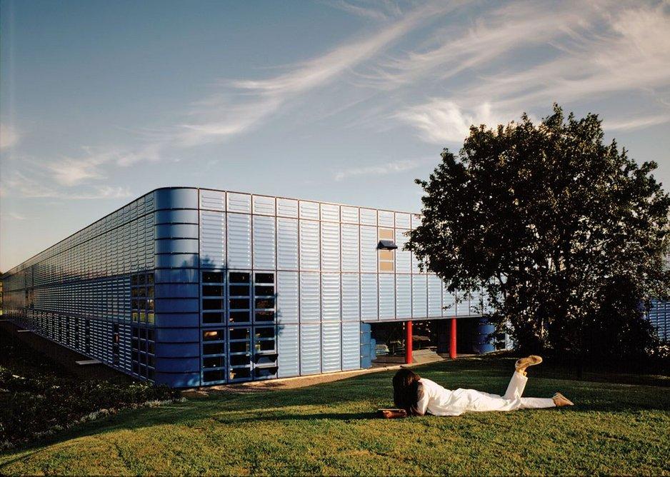 Herman Miller Distribution Centre, Chippenham, United Kingdom.