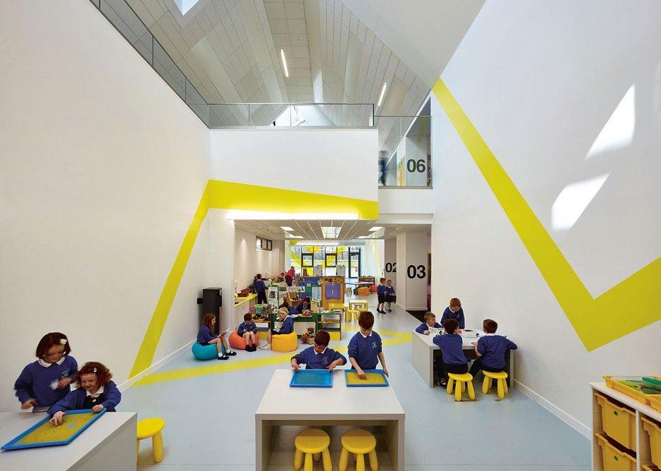 Broomlands Primary School, Kelso.