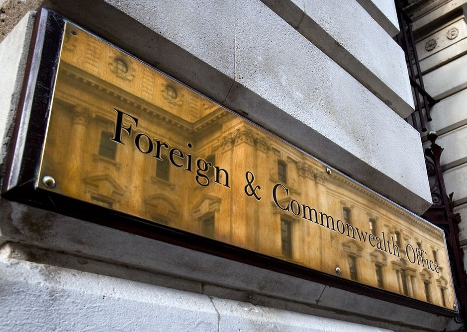 Maggie's Culture Crawl venue – The Foreign & Commonwealth Office.