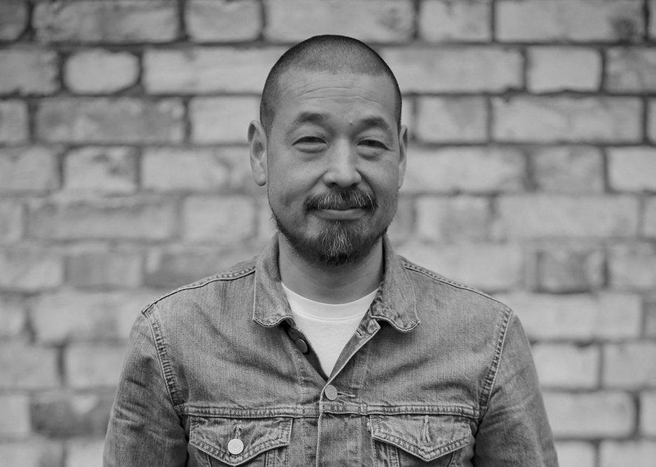 Taro Tsuruta of Tsuruta Architects.