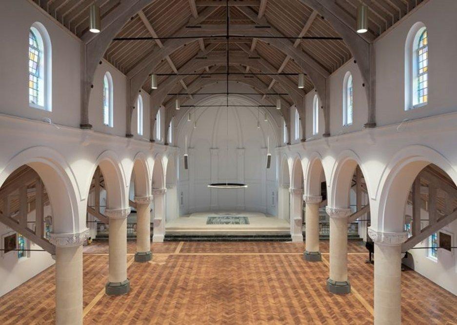 St Augustine's Church, Hammersmith.