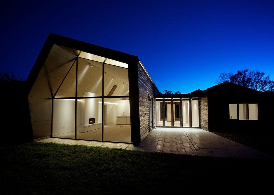 Bourne Lane by Nash Baker Architects.