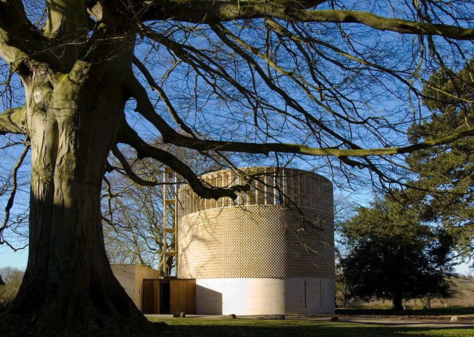 Bishop Edward King Chapel, Oxfordshire.