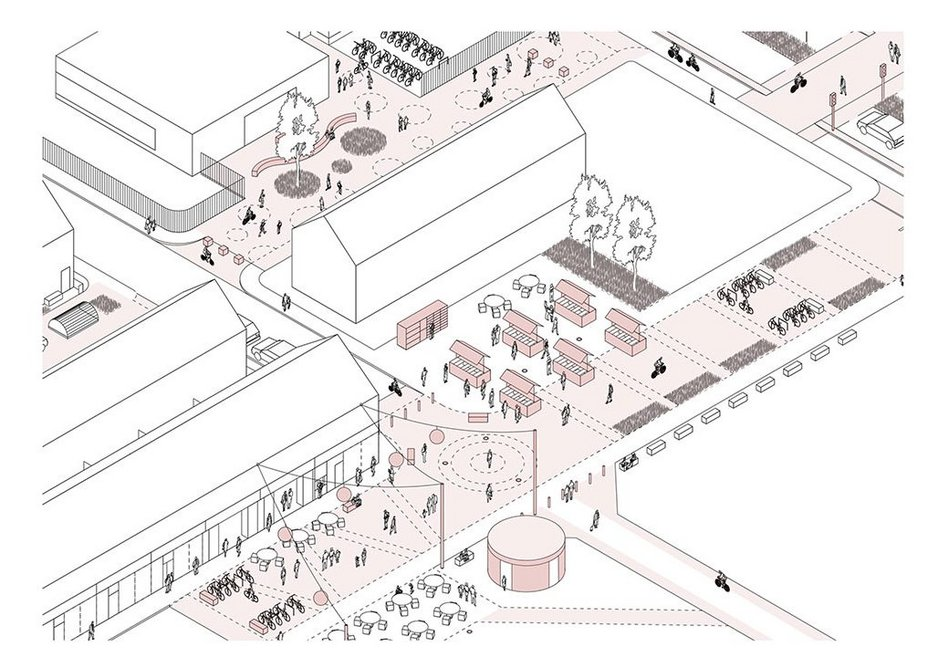 The pandemic saw radical changes to our streets. Pavements were temporarily widened, pop up cycle lanes were installed and roads were closed to traffic to make more space for people. Further adaptations can allow these positive changes to support greater resilience in communities.
