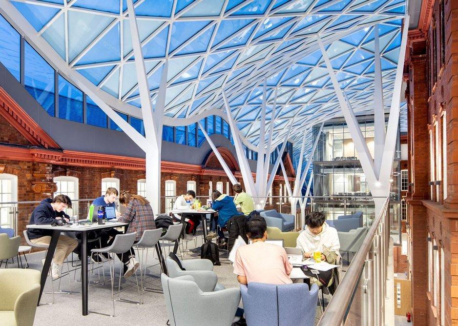 Engineering Heartspace, Sheffield