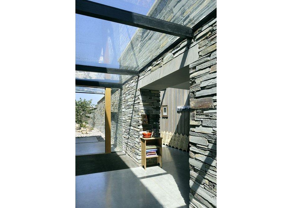 Private house, Kingsbridge Stan Bolt Architect.