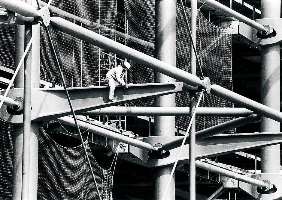 Designer Maker User. Pompidou Centre© Studio Piano & Rogers - Fondazione Renzo Piano