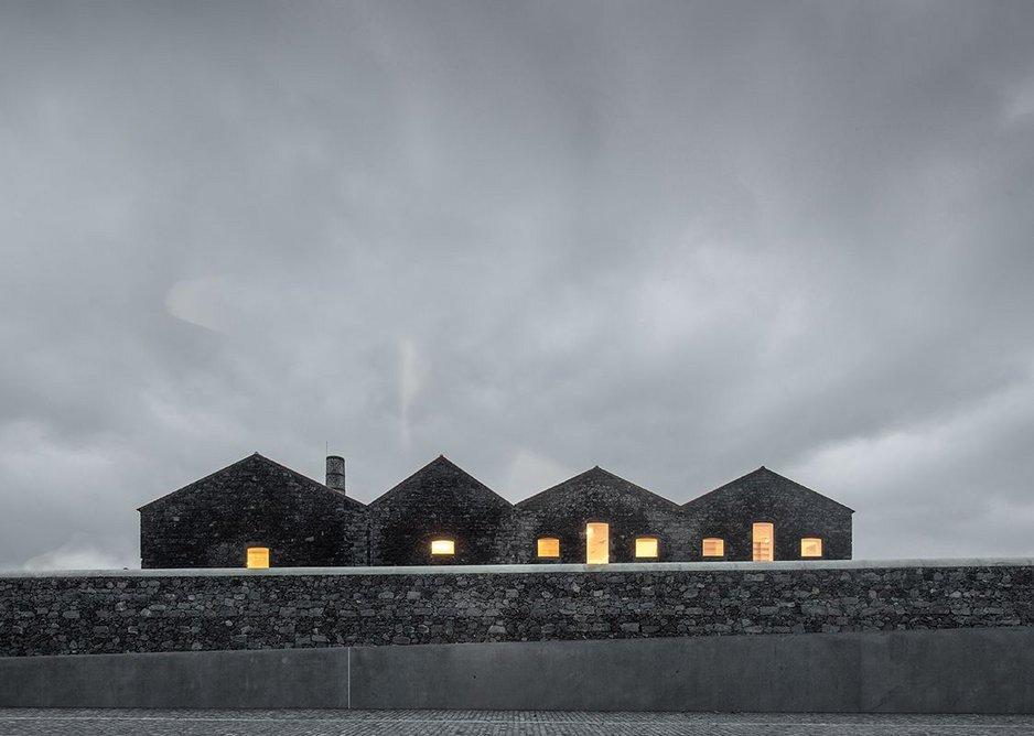 Arquipelago Contemporary Arts Centre, Menos é Mais, Arquitectos Associados with João Mendes Ribeiro in the Azores.
