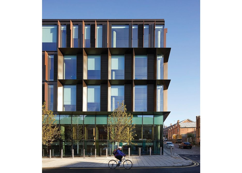 BDP's One Angel Square,  Northampton, brought council staff from three different sites together into one.