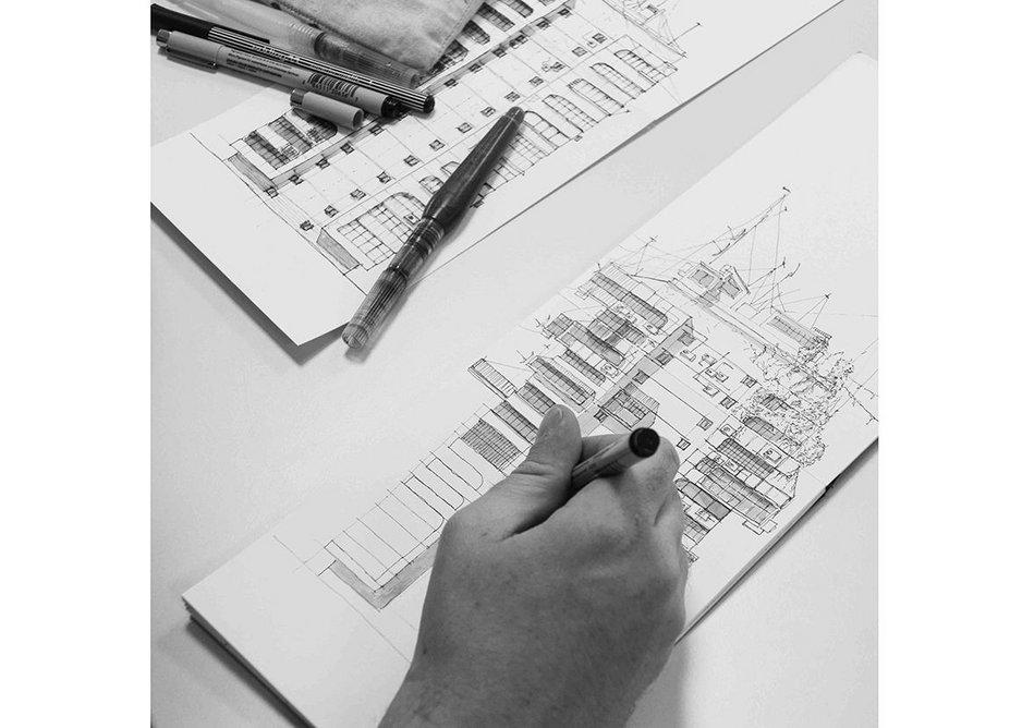 Atomik Architecture: Workshop on the theme of Reimagine