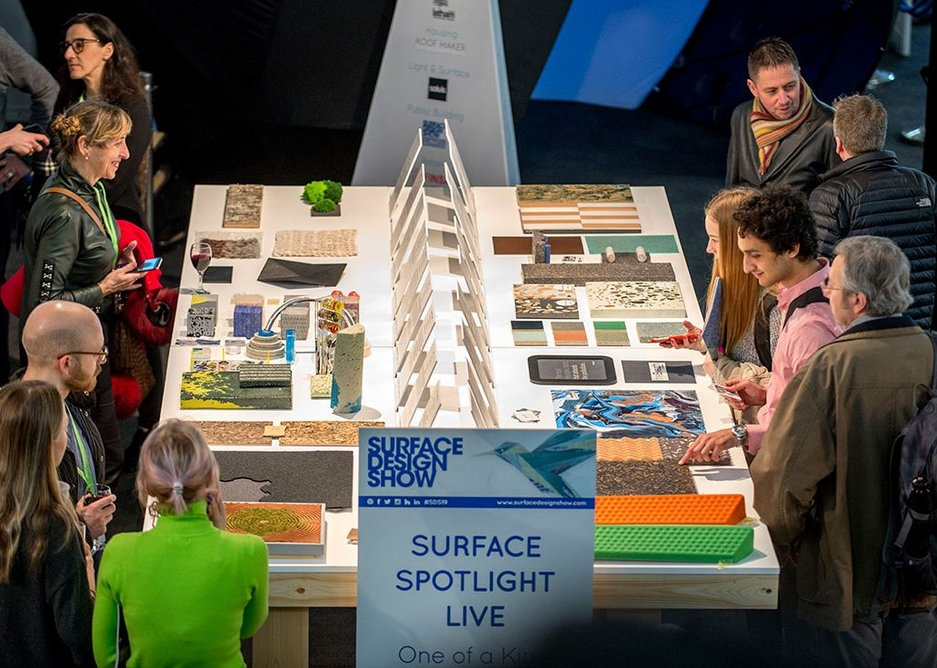 SDS20 is the is the only event in the UK that focuses solely on interior and exterior surfaces.