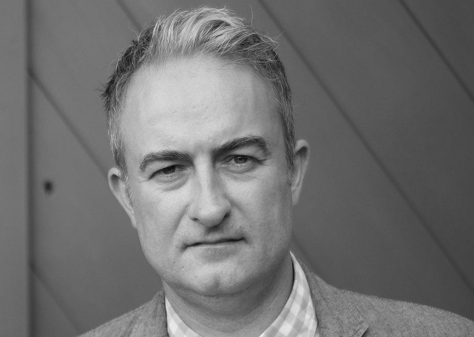 Charles Holland is director and co-founder of Ordinary Architecture and is a former director of FAT