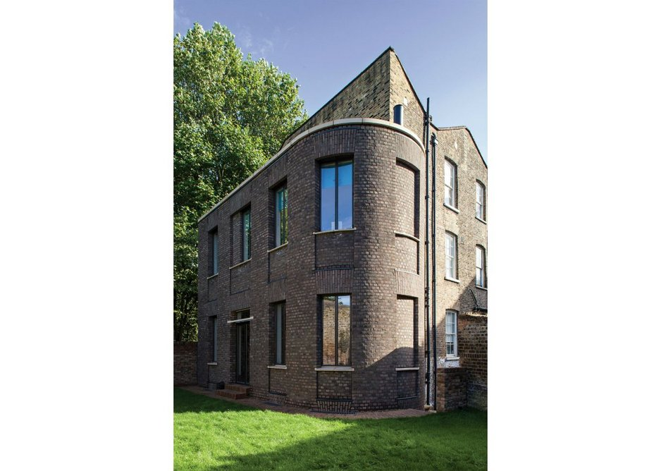 Best Housing Development 1-5 Units: House in Wapping, Chris Dyson Architects