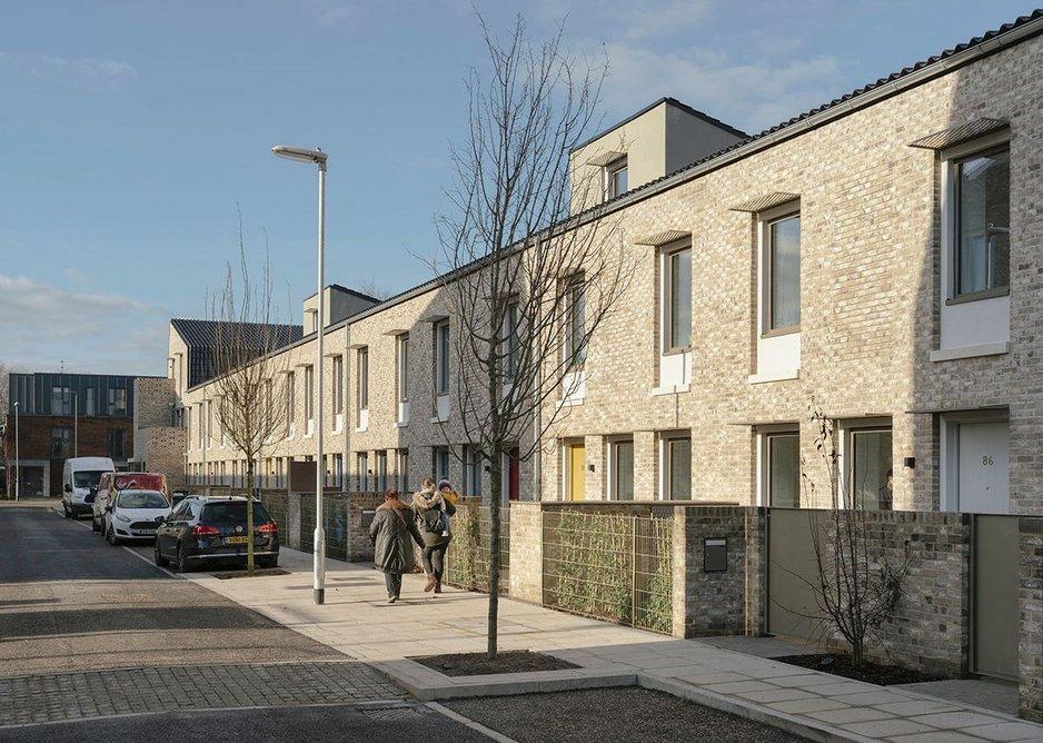 Goldsmith Street, Norwich.