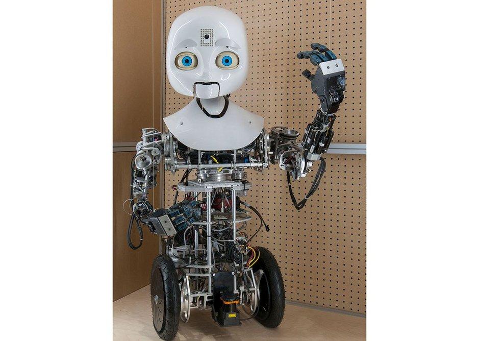 Nexi robot.
