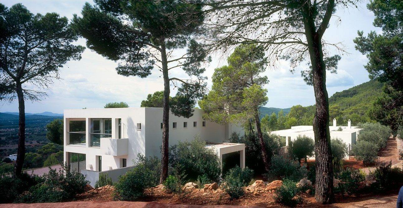 De Blacam & Meagher's Morna Valley villa, Ibiza, 2009
