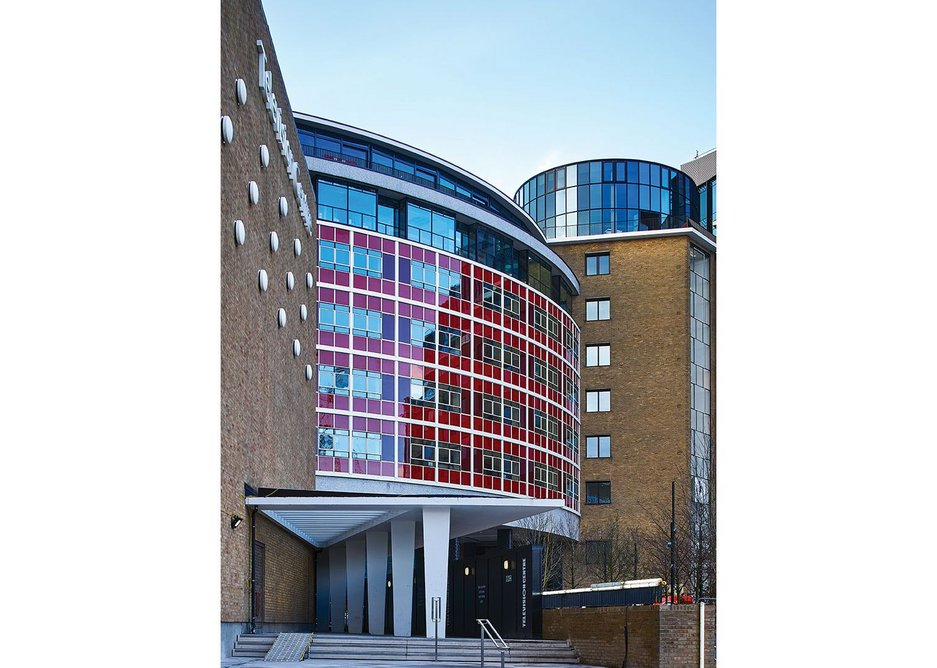 Might this also interest future awards juries? Television Centre is now a mixed-use development. These are apartments in the famous central