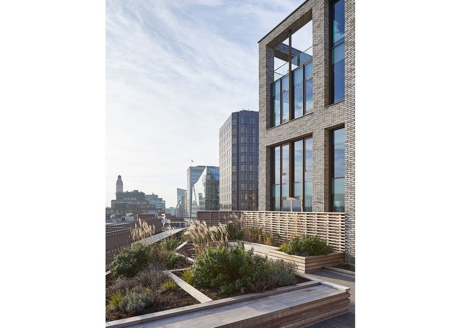 55 Victoria Street, London by Stiff + Trevillion with Pozzoni
