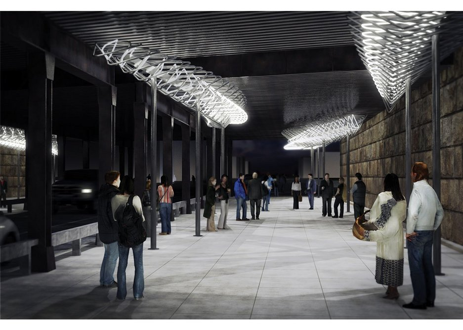 Lightweave by Future Cities Lab.