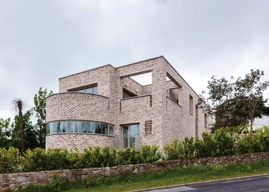 Best International Project: Dalkey Avenue, De Blacam and Meagher Architects