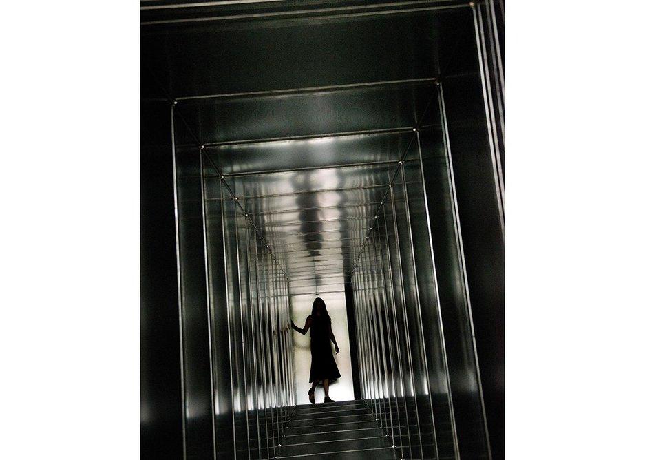 Decision Corridors. Courtesy of the artist.