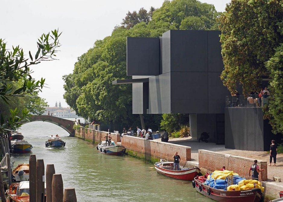 DCM's new Australian Pavilion is intriguing...