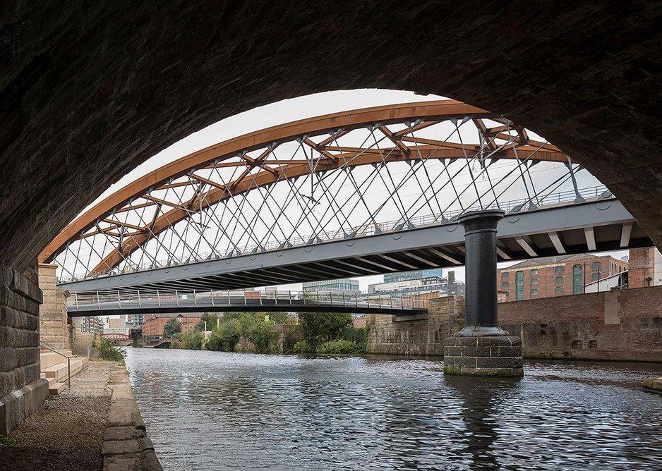Ordsall Chord, Manchester.