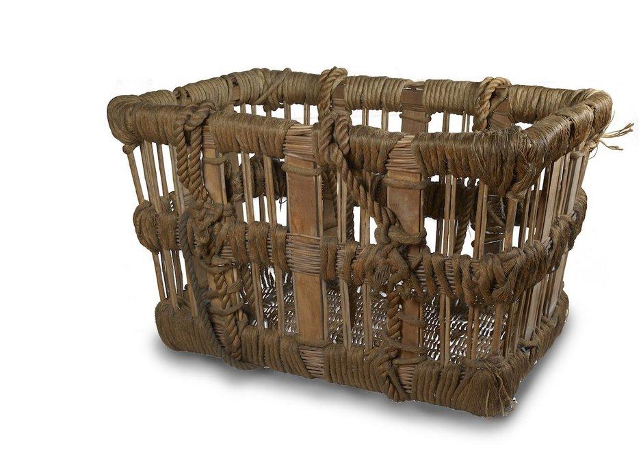 Cargo basket.