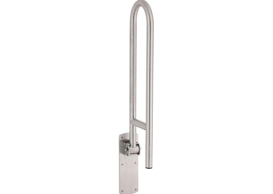 Bobrick 125-Swing-up grab bar.