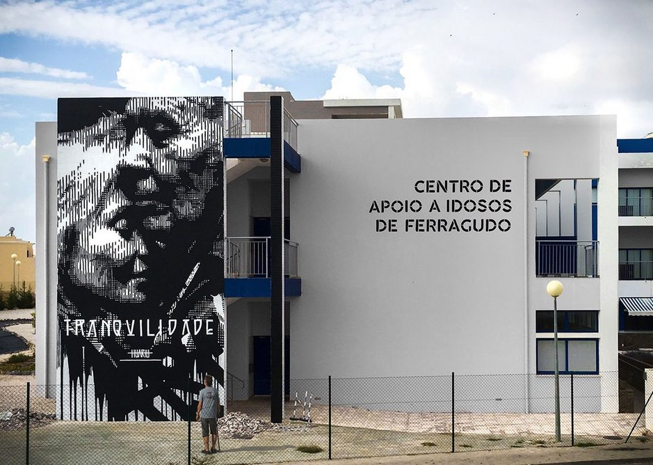 "HUARIU ""Tranquilidade"" Ferragudo, Portugal 2018."