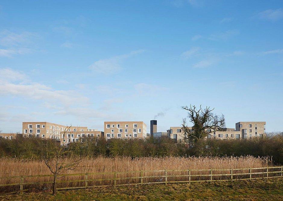Eddington Masterplan, Cambridge.