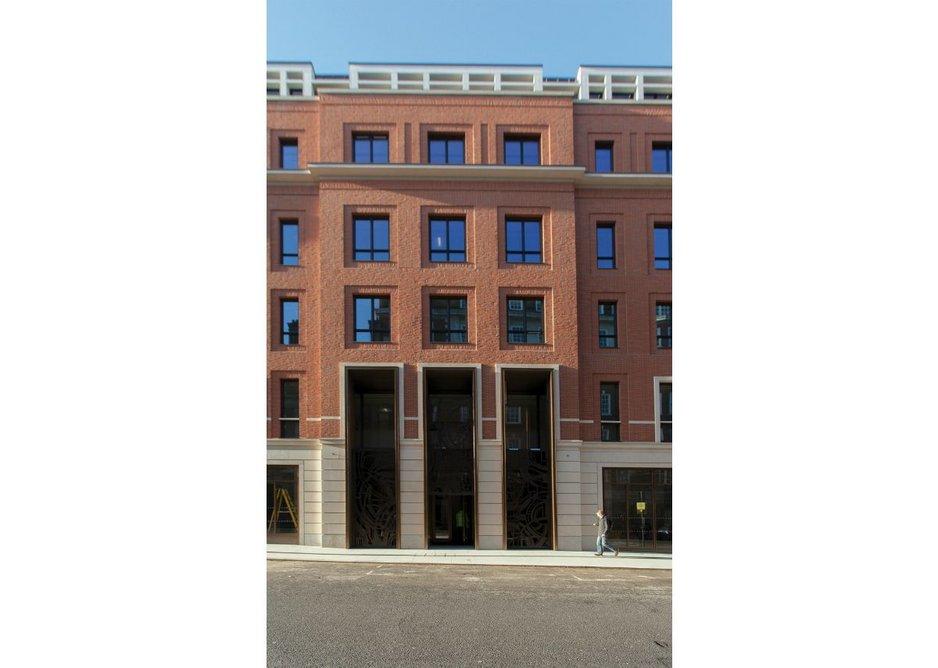 Best Commercial Building: Davies Street, HOK