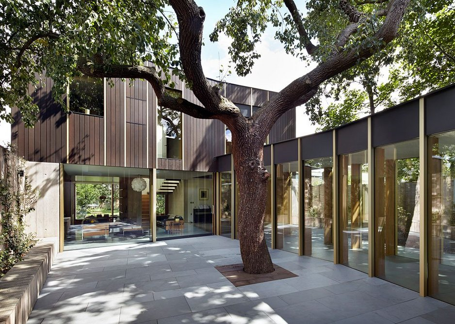 Edgley Design's Pear Tree House shows how architects can develop even unloved corners into beautiful spaces.