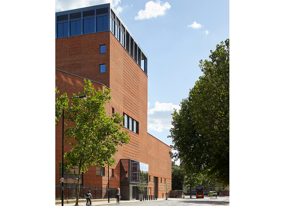 The jam factory arrives on Lambeth Palace Road and it is quite tasty. Credit: Hufton + Crow