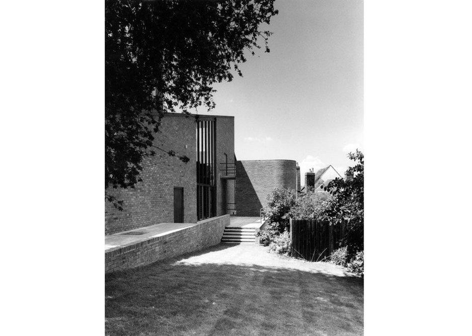 Taylor's St Alban's Abbey Gateway Boys School, 1968.