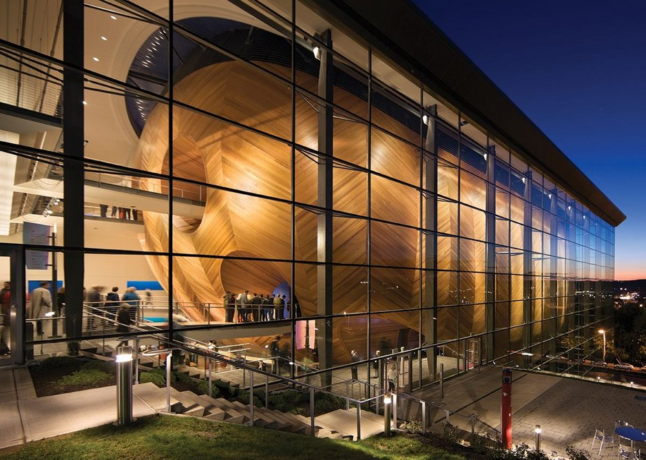 2008: Experimental Media & Performing Arts Center (EMPAC), Troy, NY, USA.