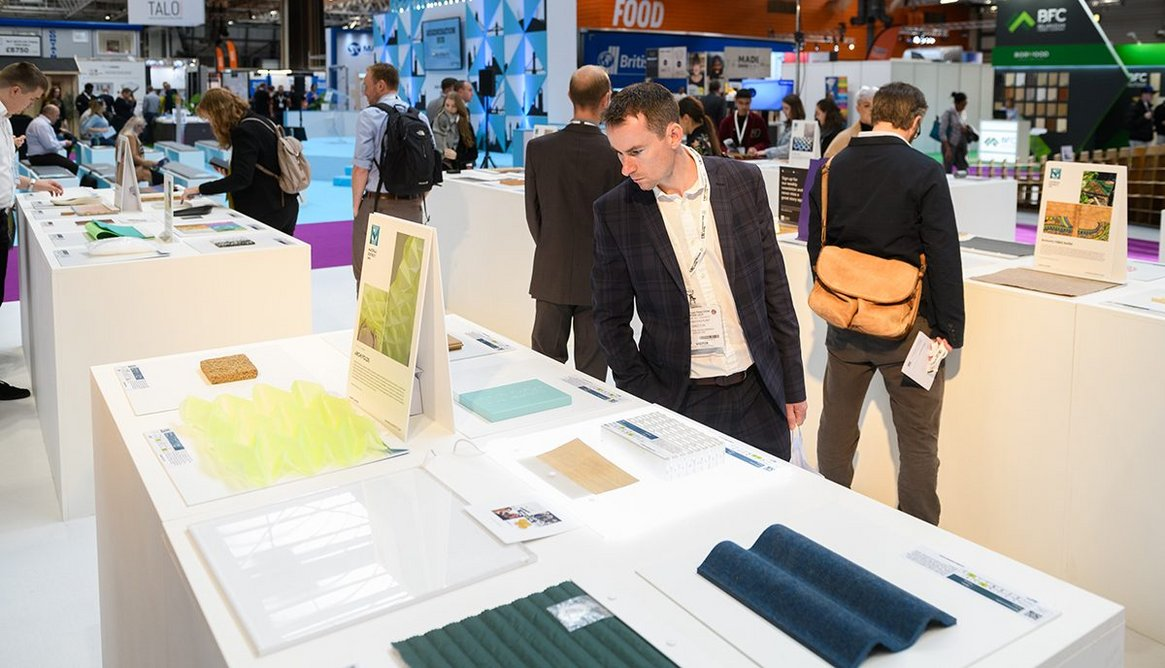 UK Construction Week: Providing an environment for the whole industry to look, talk, plan, learn and do business.