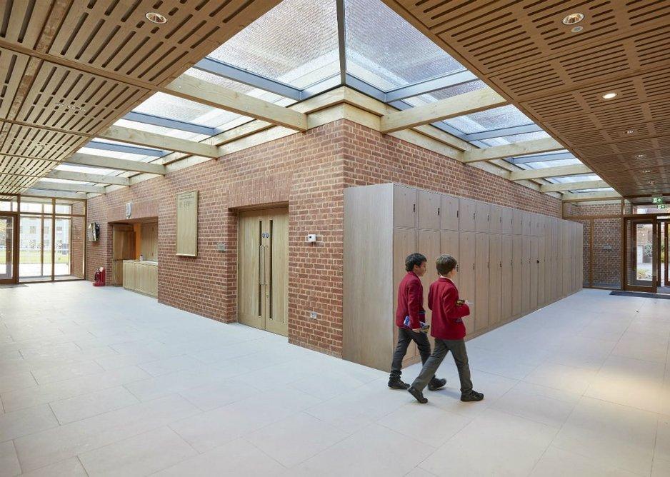 Music School, King's College School Wimbledon, Wimbledon.